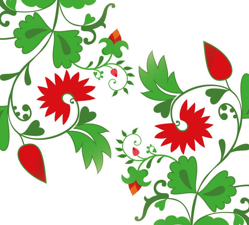 Татарский орнамент для вышивки 39