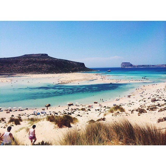 Мое самостоятельное путешествие на крит