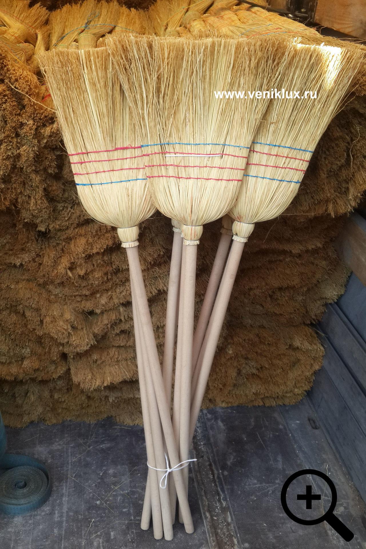 Станок для вязания веников
