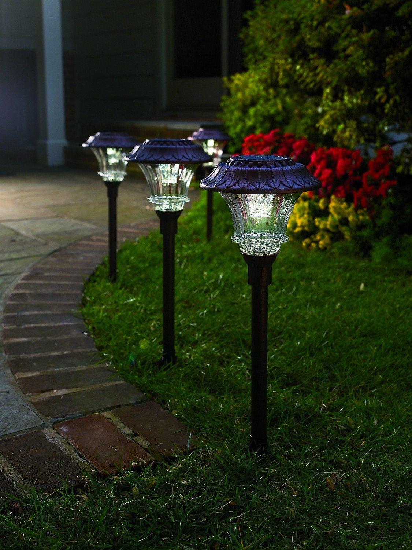 Ландшафтное освещение. Садовые фонари для освещения Фонарь своими руками дизайн