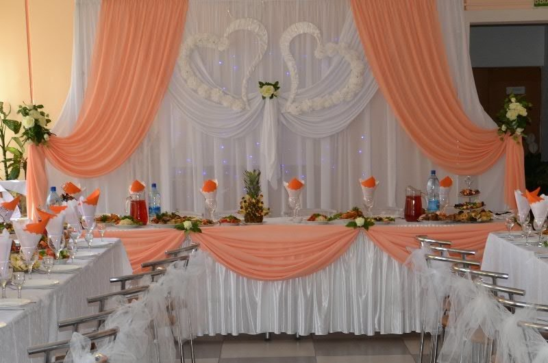 Цены на украшение зала на свадьбу фото