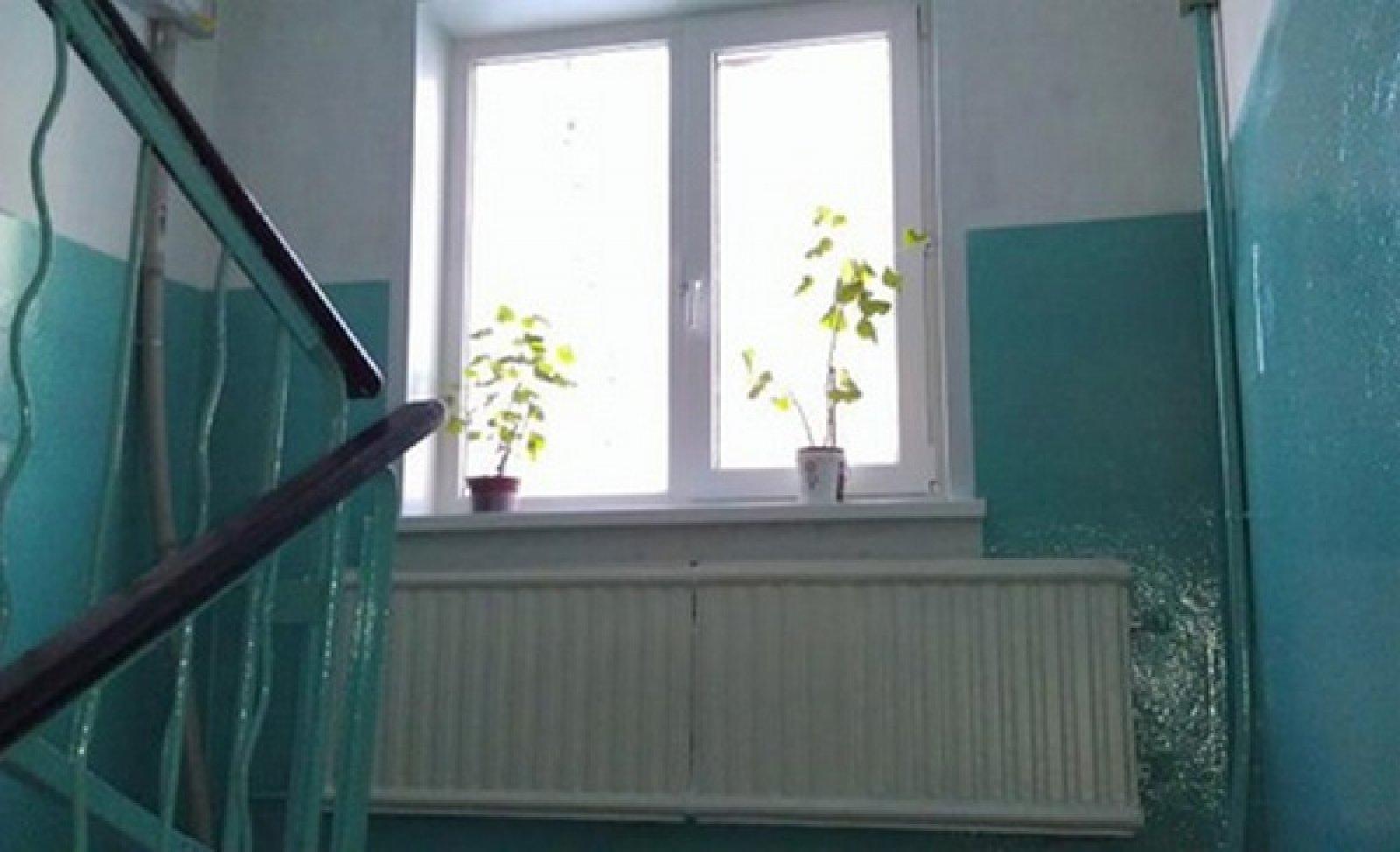 В подъездах многоквартирных домов хорошевского района заменя.