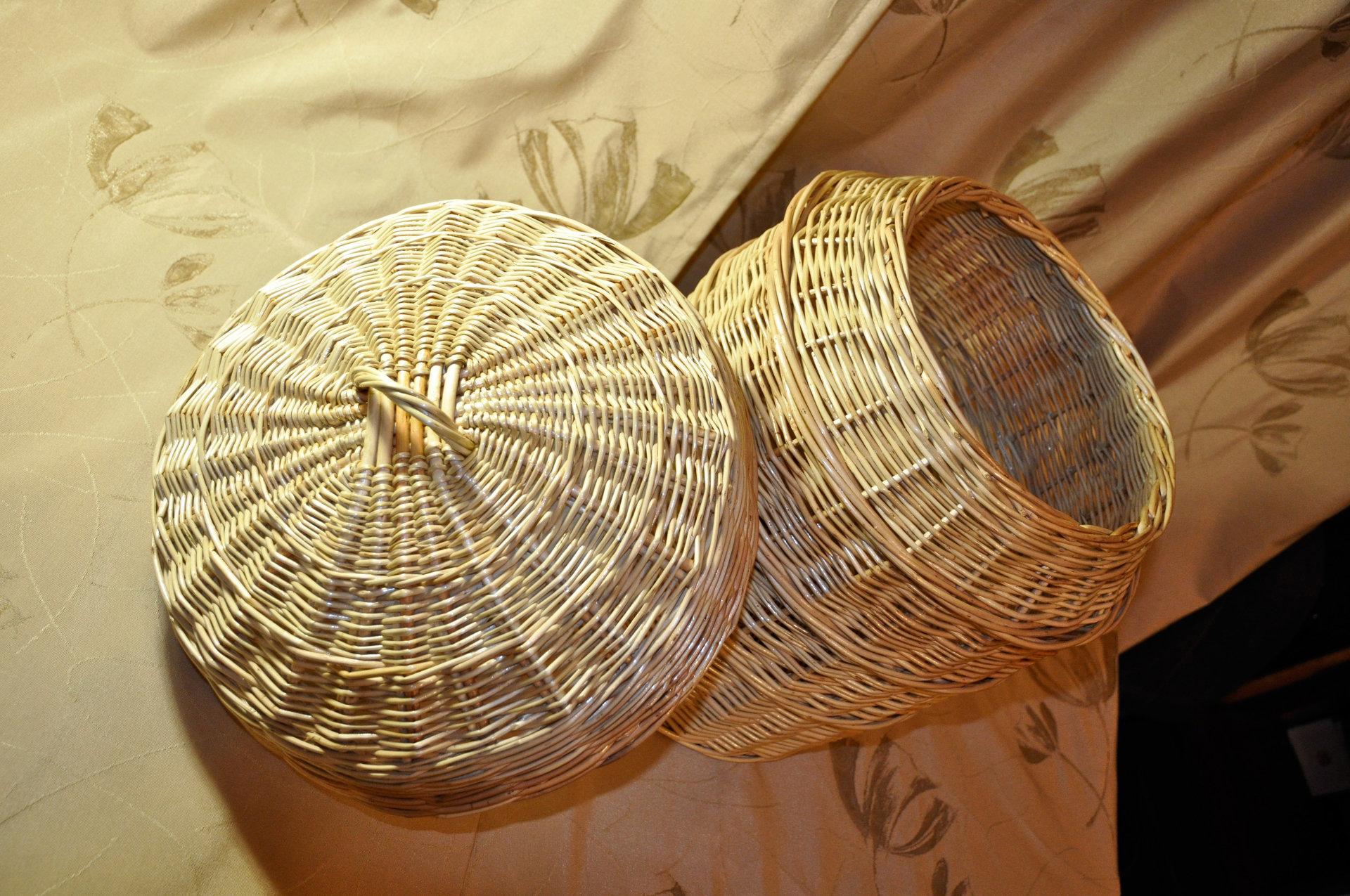 Плетение из лозы - Своими руками - Как сделать самому